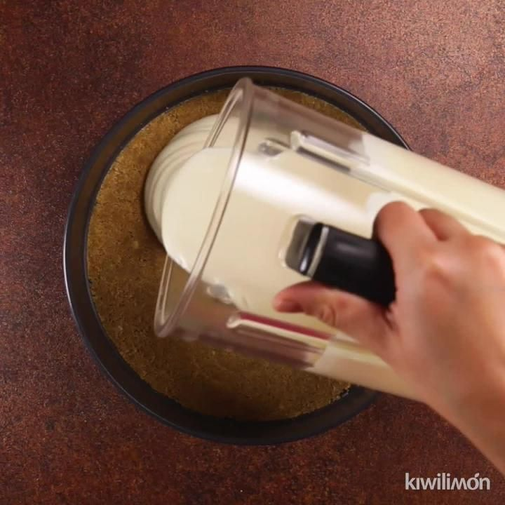 Pay de Leche Condensada Cubierto de Chocolate