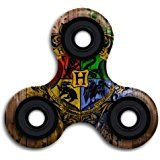 ELEMA Harry Potter HOGWARTS Fidget Spinner Finger Toy For Stress And Anxiety Relief