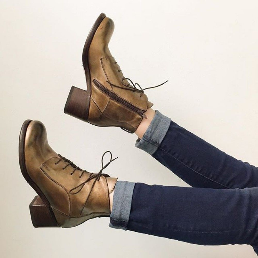 Moma 79302 V5 Damen Boots & Stiefeletten in Mittel Gr.: 40