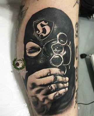 Hooligan Hoolies Ultras Gangster Tattoos Tattoo Ideen