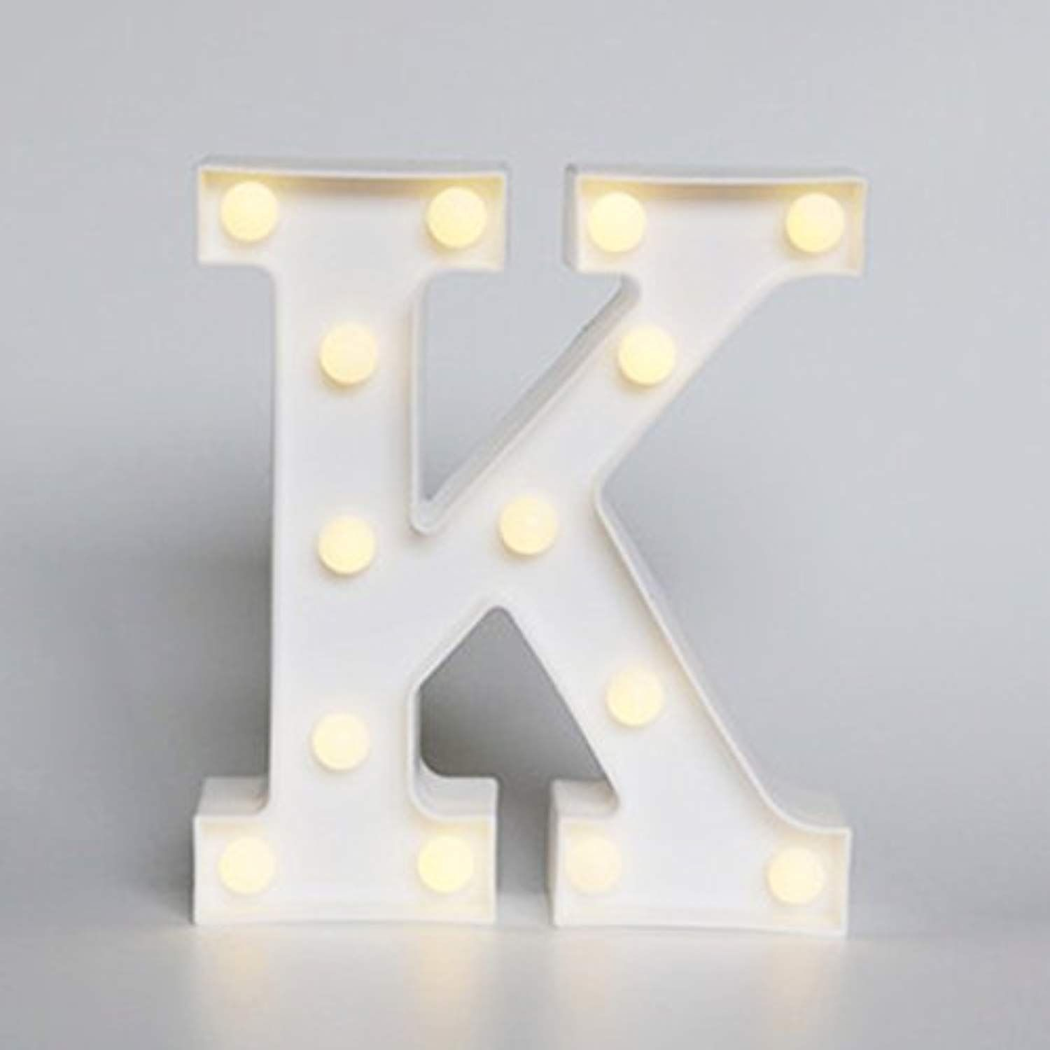 Diy Led Decorative Marquee Alphabet Letter Lights Sign Light Up Letter Lights Battery Operated Party Weddin Wall Decor Lights Light Up Letters Light Letters