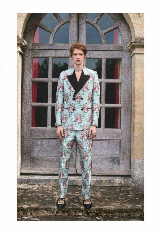 Gucci Mens Cruise 2017 - the Fashion Spot