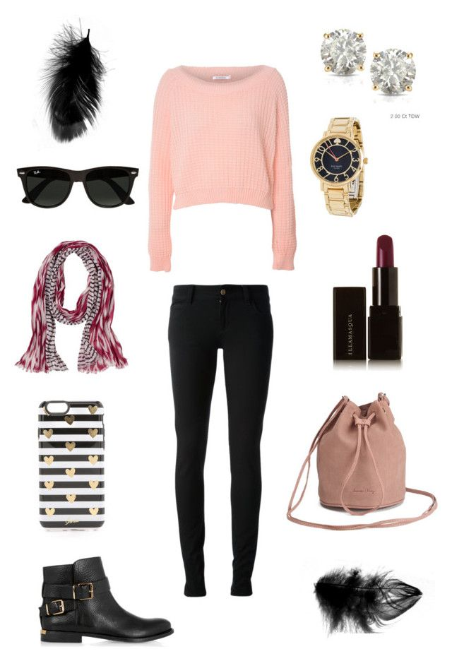 """Lazy day with friend❤️"" by luciboys ❤ liked on Polyvore"