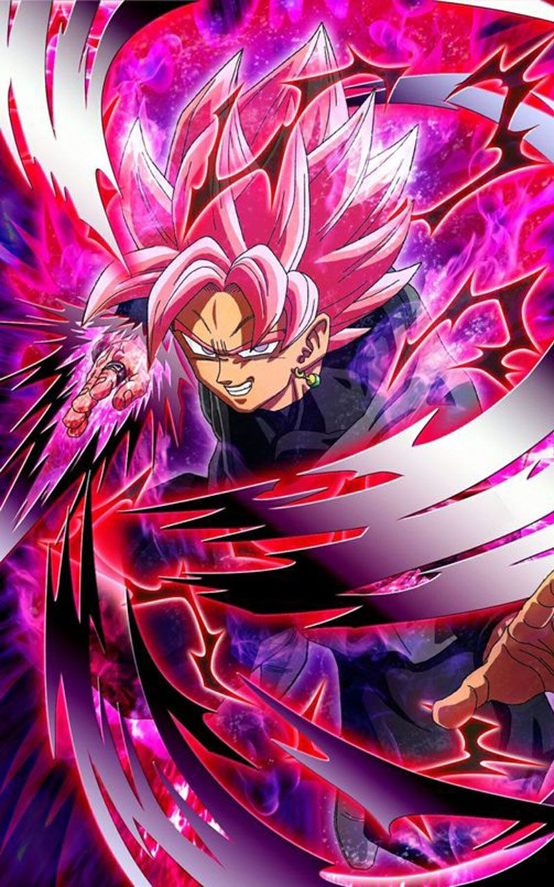 Black Goku Hd Wallpaper Dragon Ball Super Manga Anime Dragon Ball Super Dragon Ball Artwork