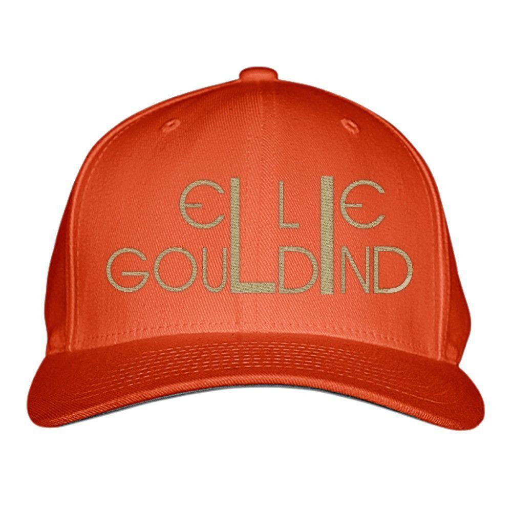 Ellie Goulding Embroidered Baseball Cap