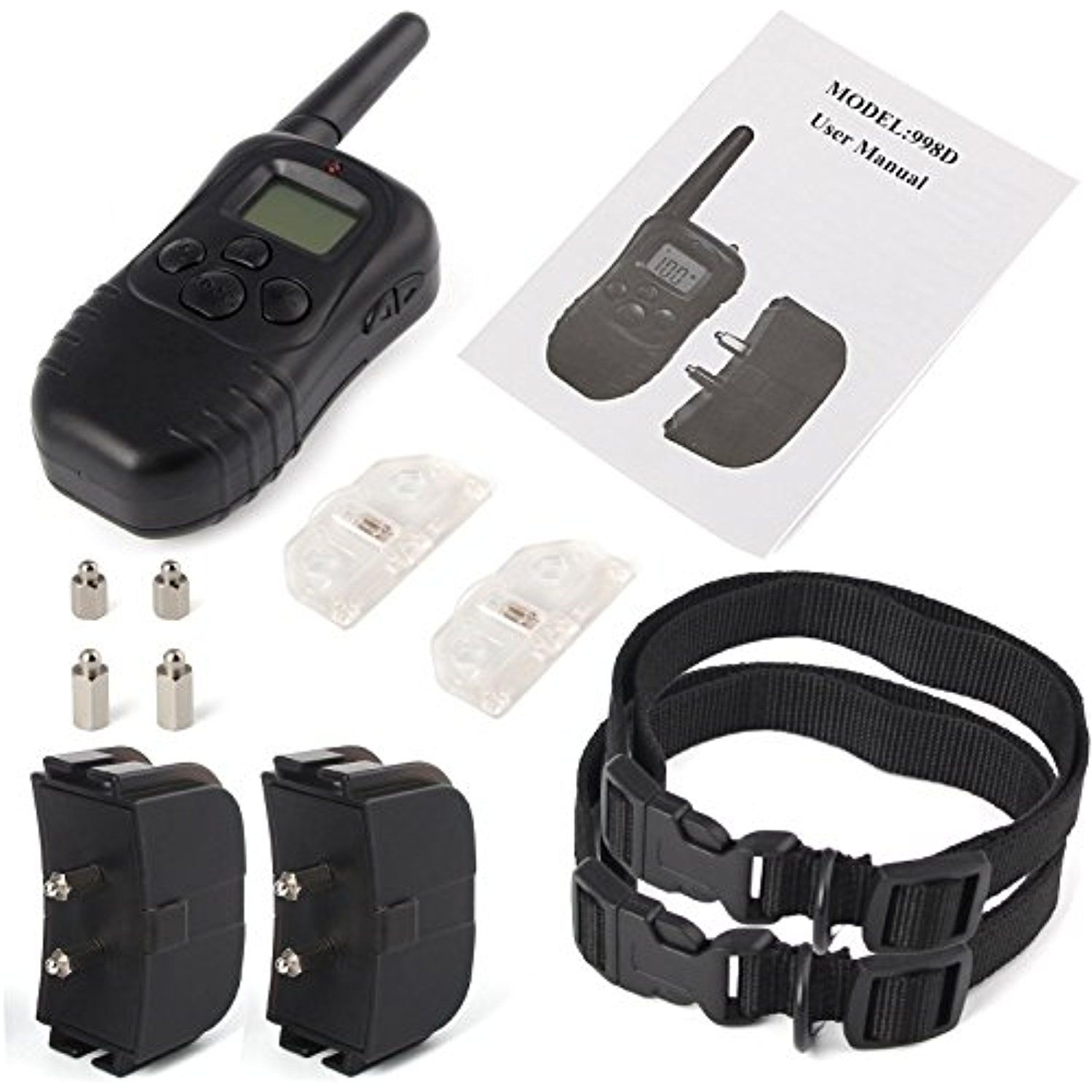 Details About New Electric Digital Pet Dog Remote Control Training