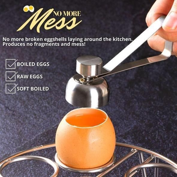 Egg Shell Opener
