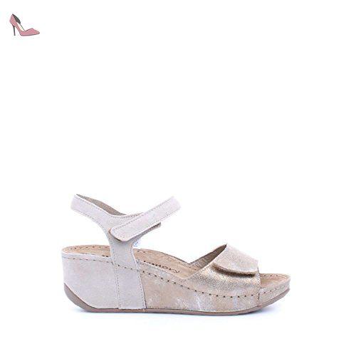 MELLUSO , Sandales pour femme - blanc - Blanc - blanc, 40 EU