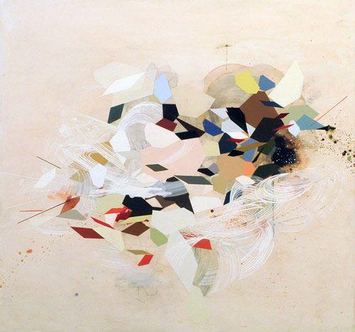 Wondeerful paintings by Reed Danziger on BOOOOOOOM! art blog