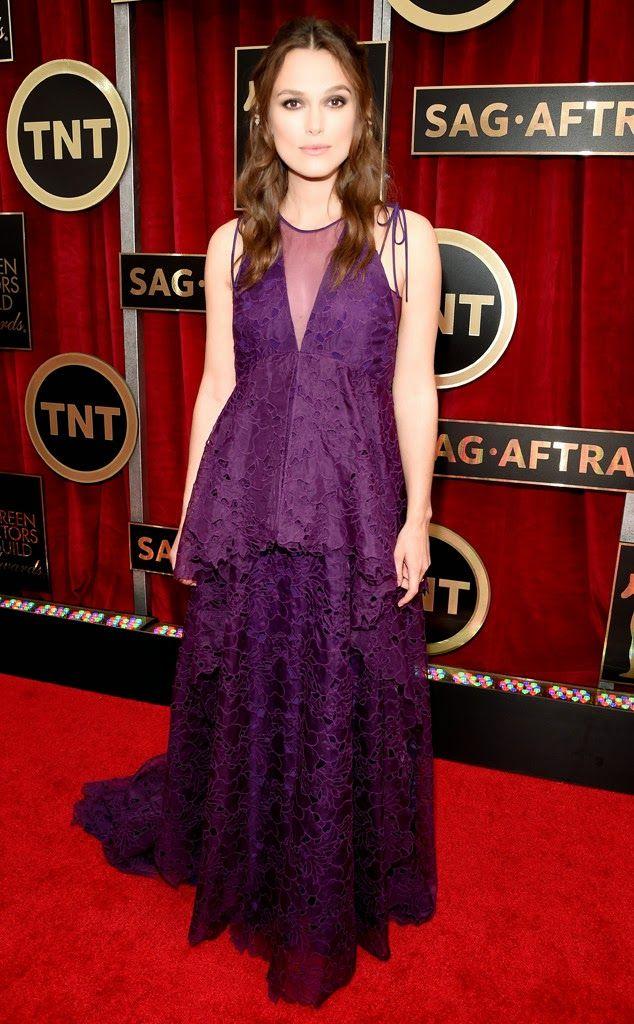 Lujoso Keira Knightley Vestido De Novia Friso - Ideas para el ...