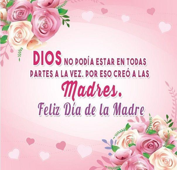 Frases Para El Dia De La Madre Con Lindas Imagenes Para Compartir ...