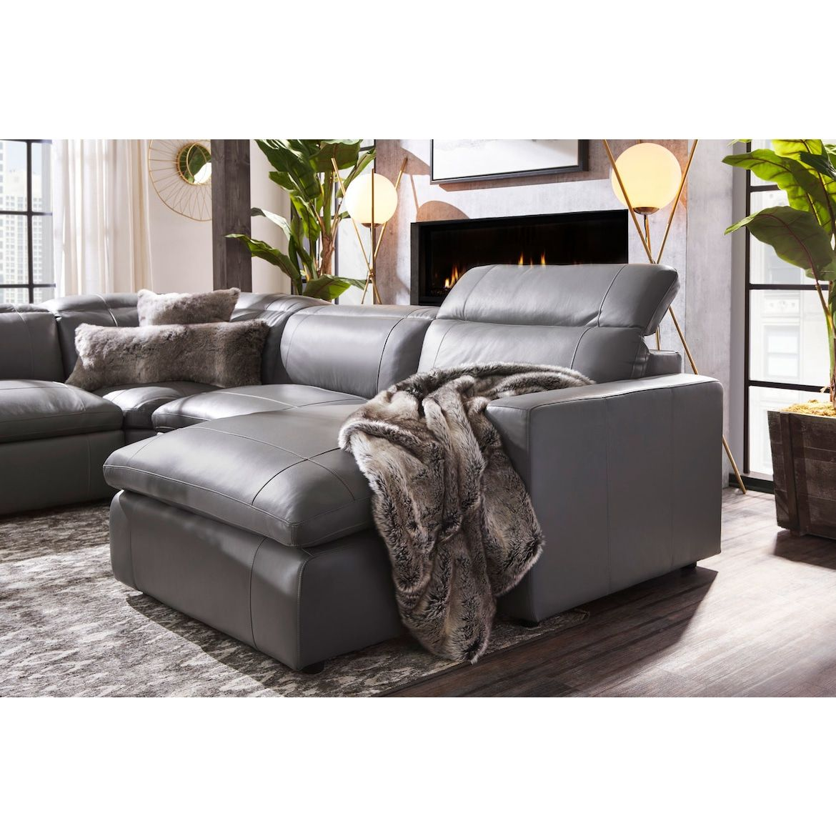 Happy 5 Piece Dual Power Reclining Sectional With Chaise Value City Furnitu Reclining Sectional With Chaise Reclining Sectional Couches Living Room Sectional