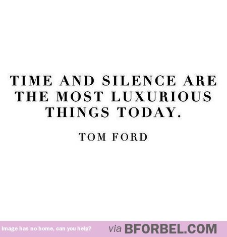 Tom Ford sums it up perfectly