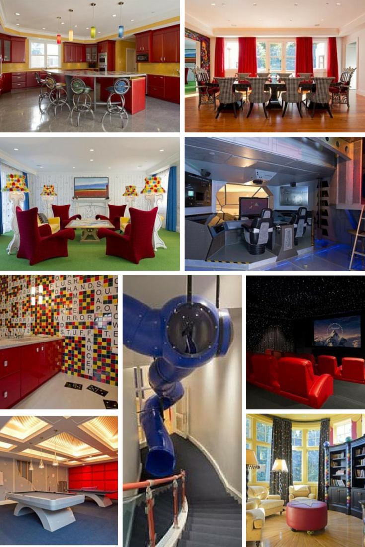vinic lighting. Tampa Bay Lightning Owner Jeff Vinik Sells His MA Fun House Complete With Indoor Slide, Scrabble Wall, Futuristic Wine Cellar And RED! Vinic Lighting O
