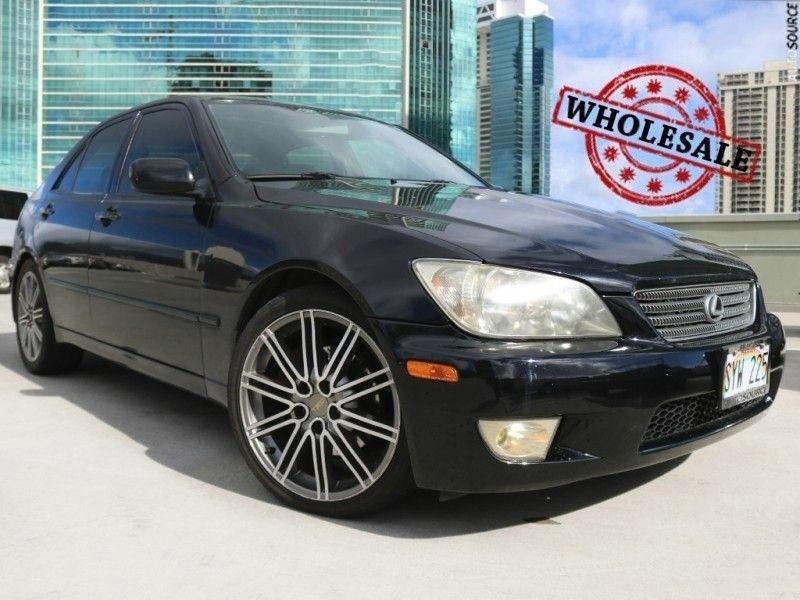 2001 Lexus IS 300 7995