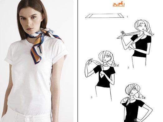 Favorit foulard classique | Scarf | Pinterest | Foulards, Classique et  AC11