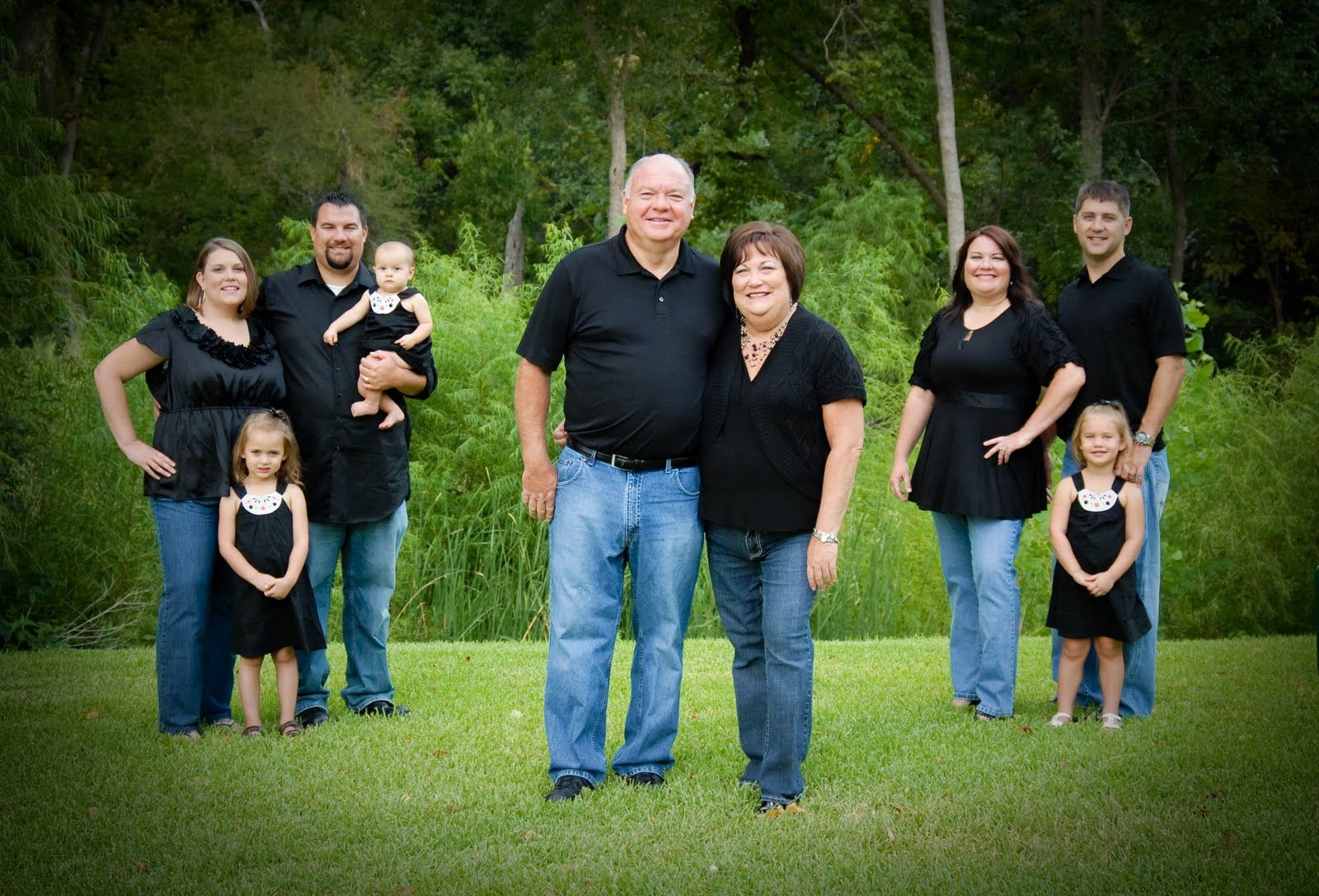 Andrea Pender Photography: Extended Family Portraits - Dallas/Fort ...