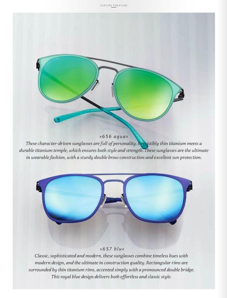 02ed3d1a1a73d MODO Paper Thin Titanium sunglasses featured in 2020 Magazine  modoeyewear   paperthin  sunglasses