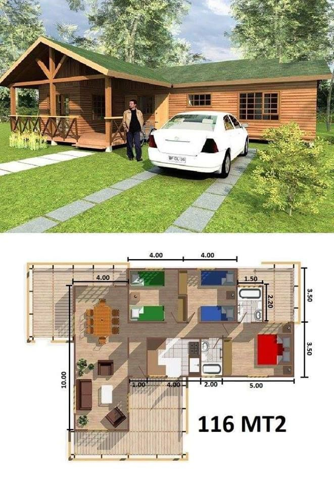 Pin By Maribel Mendez Salas On Casas House Blueprints Dream House Plans Narrow House Plans