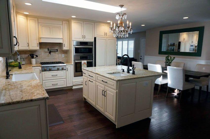 29 Beautiful Cream Kitchen Cabinets Design Ideas Kitchen Cream