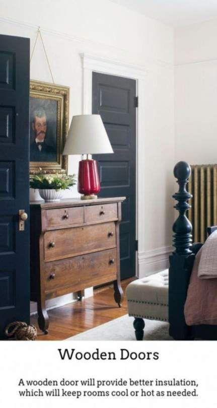 Photo of 50 Ideas Classic Wooden Door Home