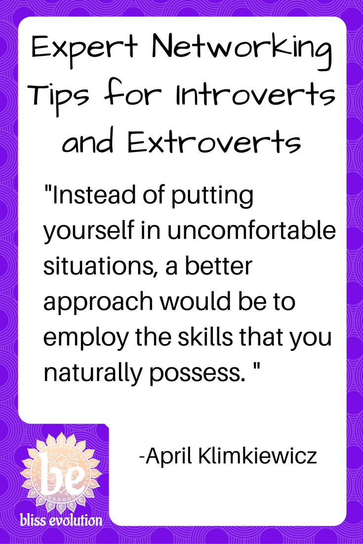 Expert Networking Tips For Introverts And Extroverts  Career