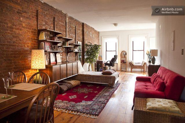 Sunny Airy Loft Williamsburg Ny In Brooklyn