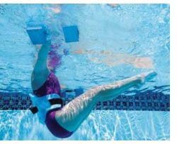 Have a pool and want to get into water aerobics but don't know how?  Here's a guide to Water Exercise Routines!