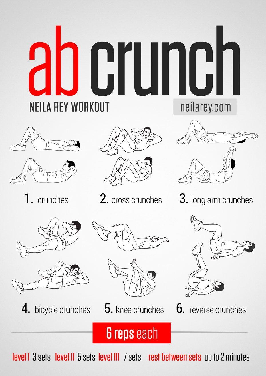 Crunch Workout Neilarey