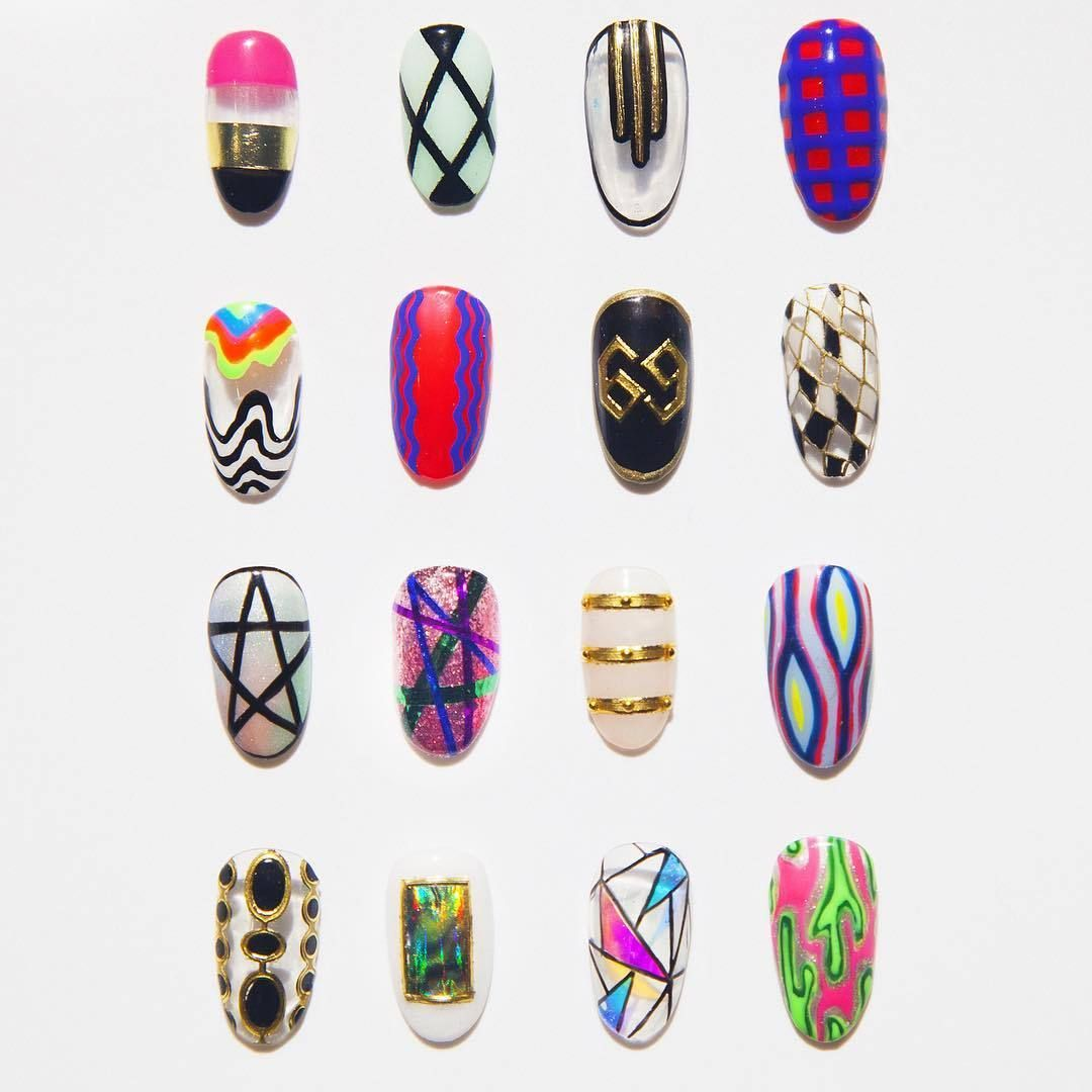 TIER 2! $100 on natural nails, $115 on extensions.. Don't forget… Any colors, stickers,… – #dtla #gelnail #la #nailart #nailartclub