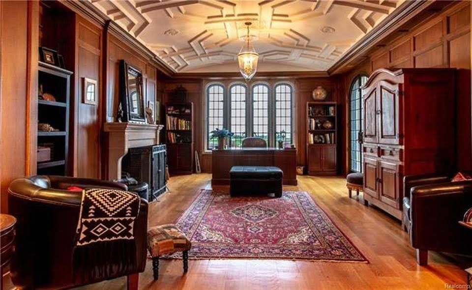 1927 mansion in grosse pointe park michigan mansions for