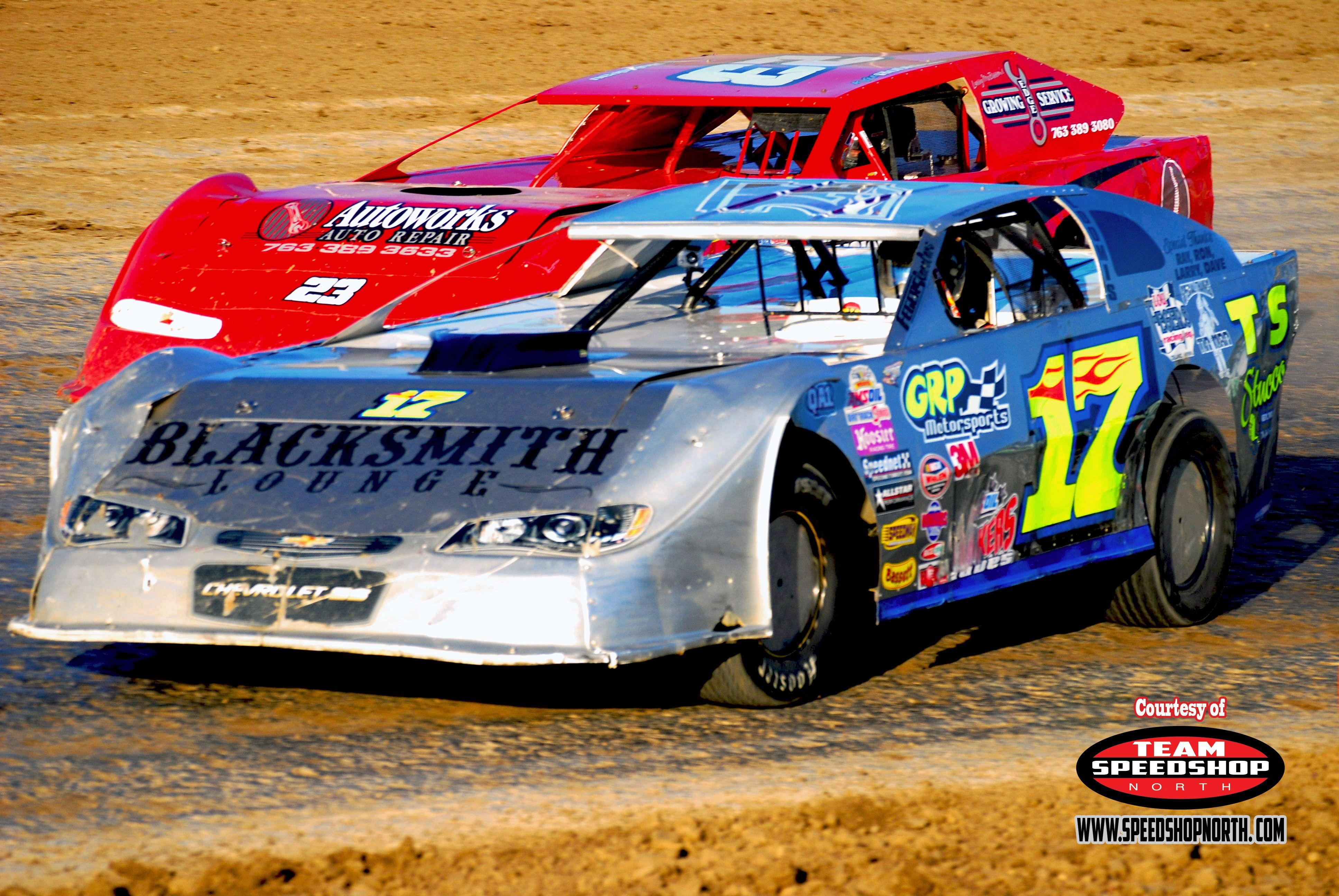17m Mike Loomis Wissota Super Stock Car Dirt Track Cars Dirt Track Racing Dirt Racing