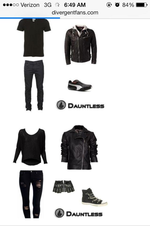 Dauntless: the brave