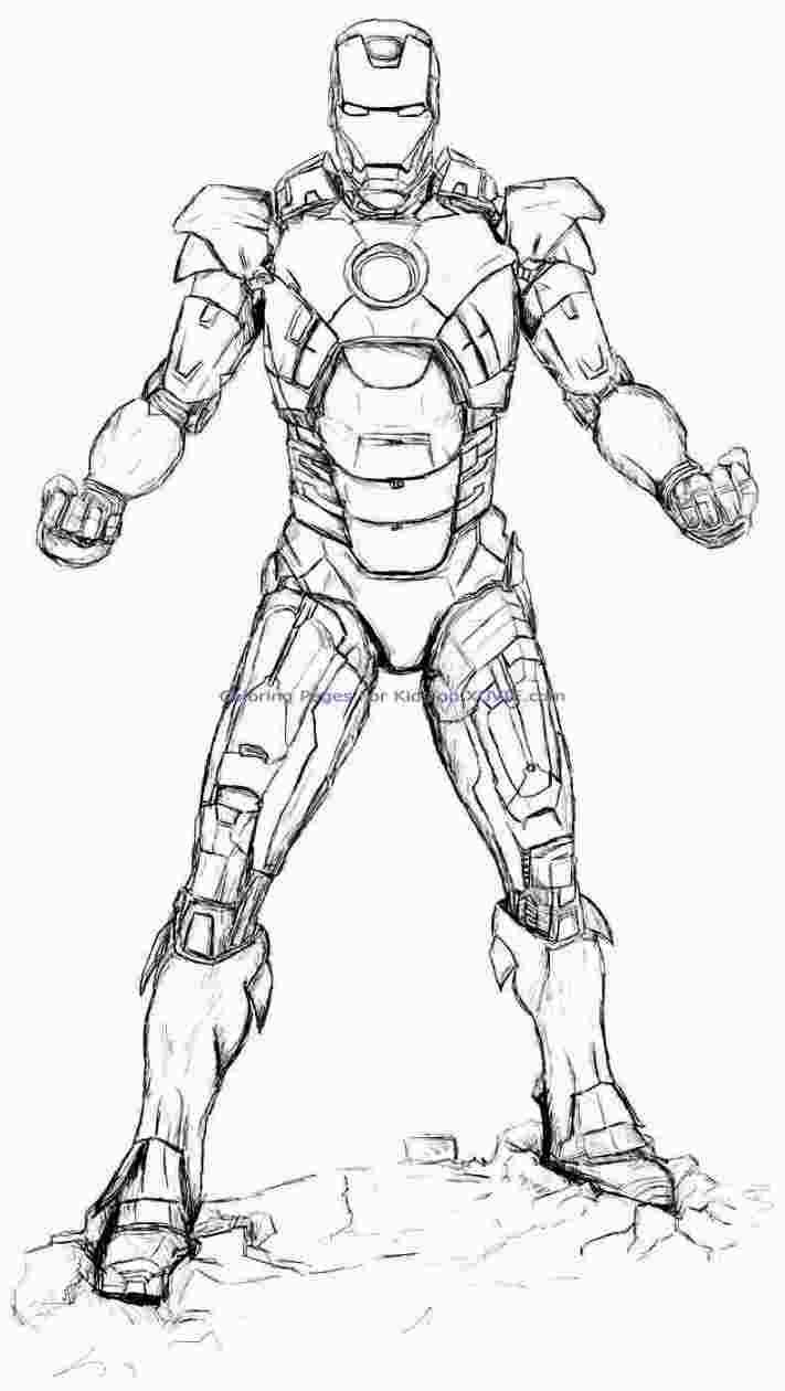 Hard Iron Man Coloring Pages Avengers Coloring Avengers Coloring Pages Superhero Coloring Pages
