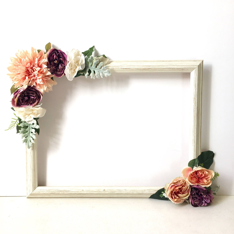 Photo Prop Frame, Engagement Party Selfie Frame, Wedding ...