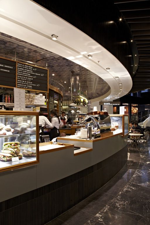 Ragu westfield sydney design luchetti krelle food for Food bar sydney