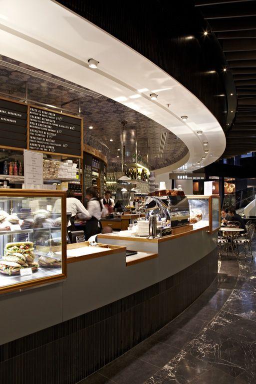 Ragu westfield sydney design luchetti krelle food for Food bar sydney