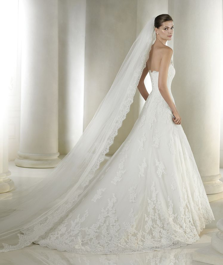Perfect America wedding dress from the Costura St Patrick collection
