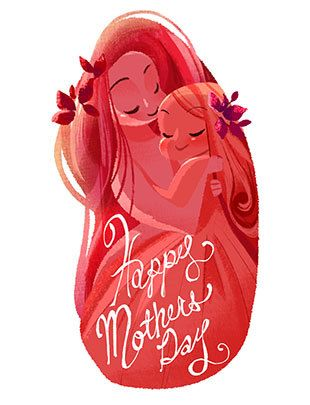 Mother's Day by ecala on Etsy