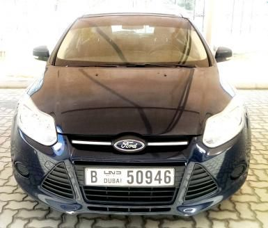 Ford Focus 2012 Minimal Mileage Aed 30 000 Ford Focus Sell