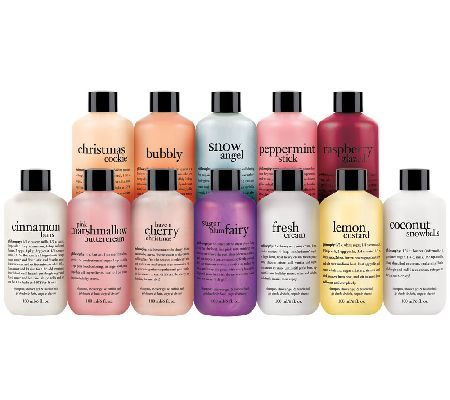 Togather On Qvc My Christmas List By Amy Stran Shower Gel Philosophy Beauty Body Skin Care