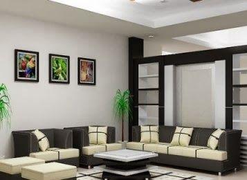 Minimalist Home Interior Design Type 36 | Desain Interior Rumah ...