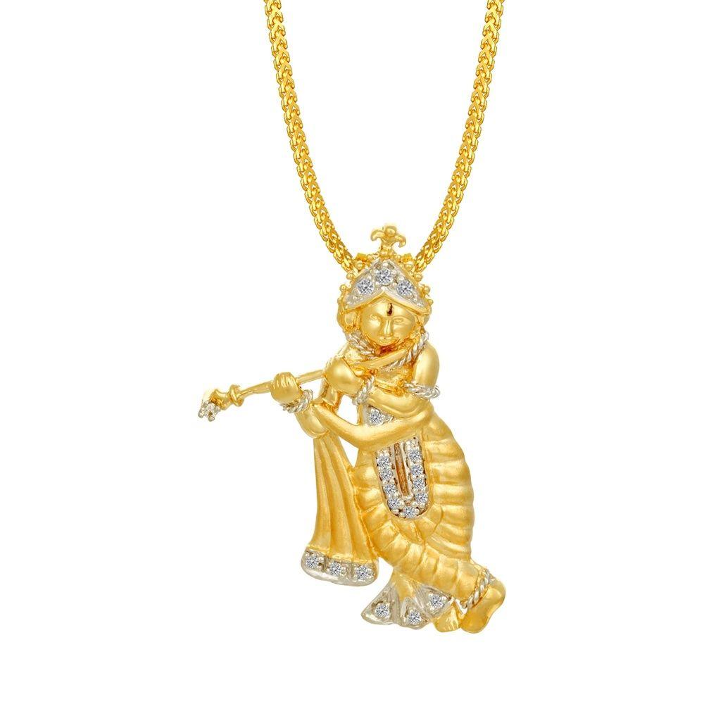 Krishna locket goldkrishna locket onlinekrishna pendant in silver buy designer fashionable krishna pendants for men boy we have a wide range of traditional modern and handmade swivel bar mens pendant online aloadofball Images