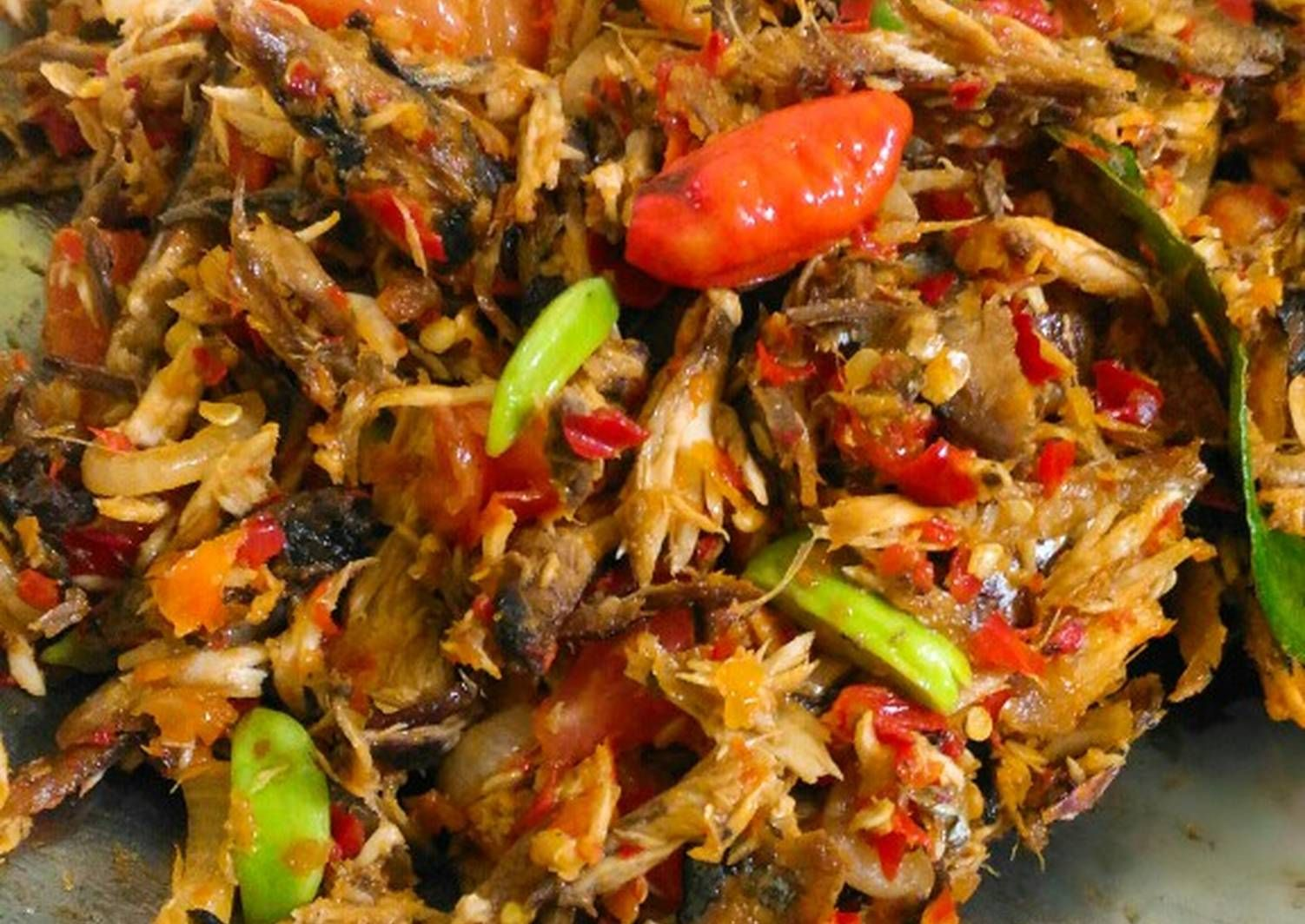 Resep Tongkol Suwir Simple Oleh Whawha Stroberry Hitam Resep Resep Masakan Resep Resep Makanan