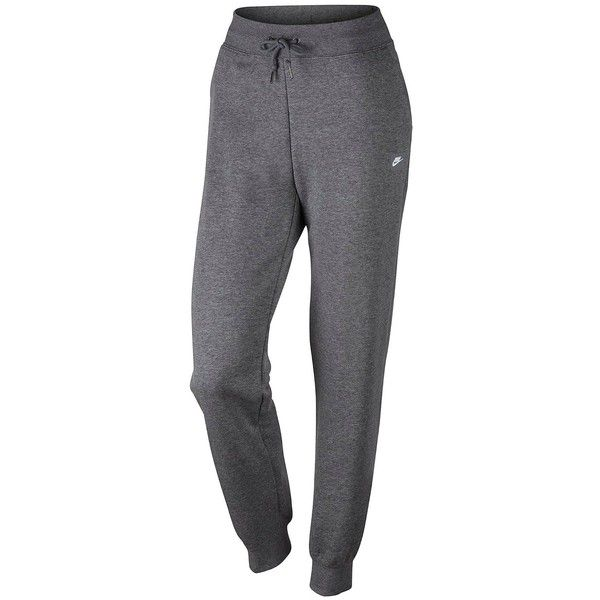 3f220fc67ee0 Nike Sportswear Modern Pants ( 54) ❤ liked on Polyvore featuring pants