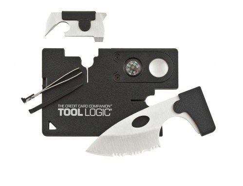 Possibly the best pocket knife and multi-tool because it fits into your wallet!