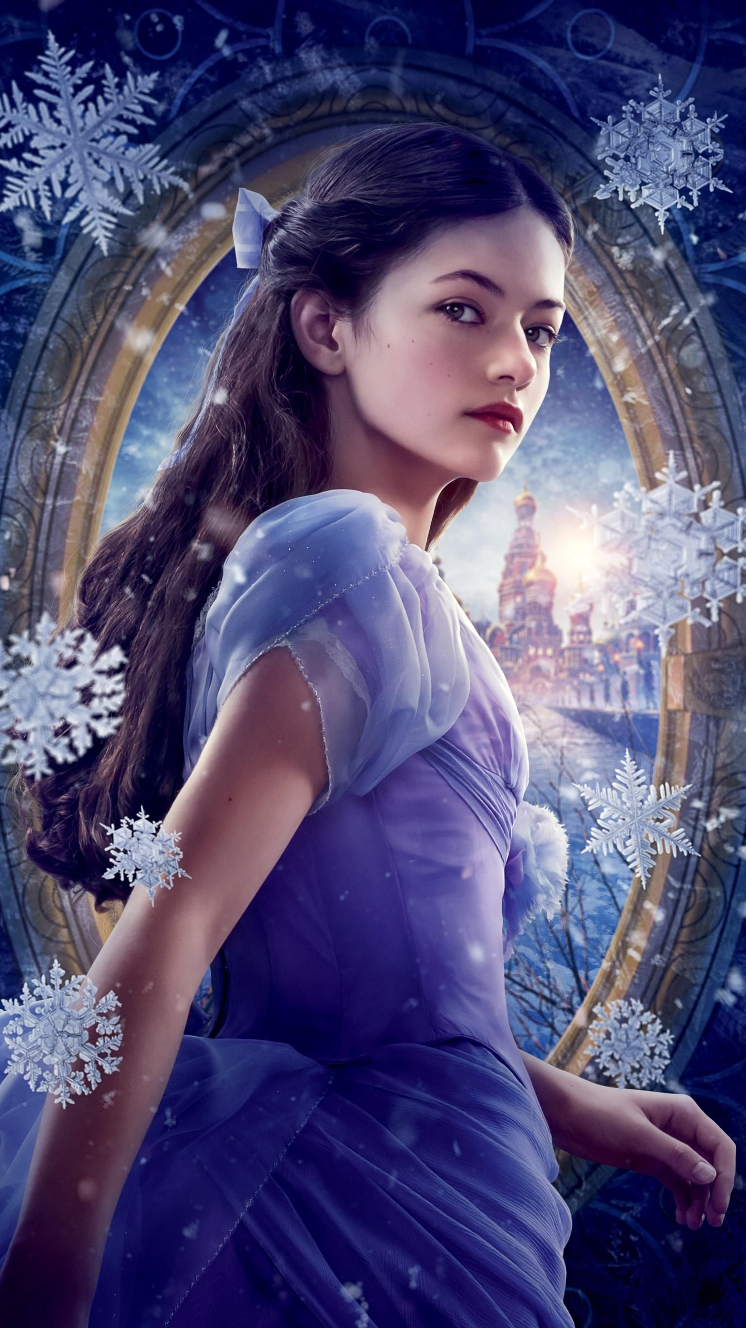 The Nutcracker and the Four Realms (2018) Phone Wallpaper in 2019 ... cd7cbc5cba85