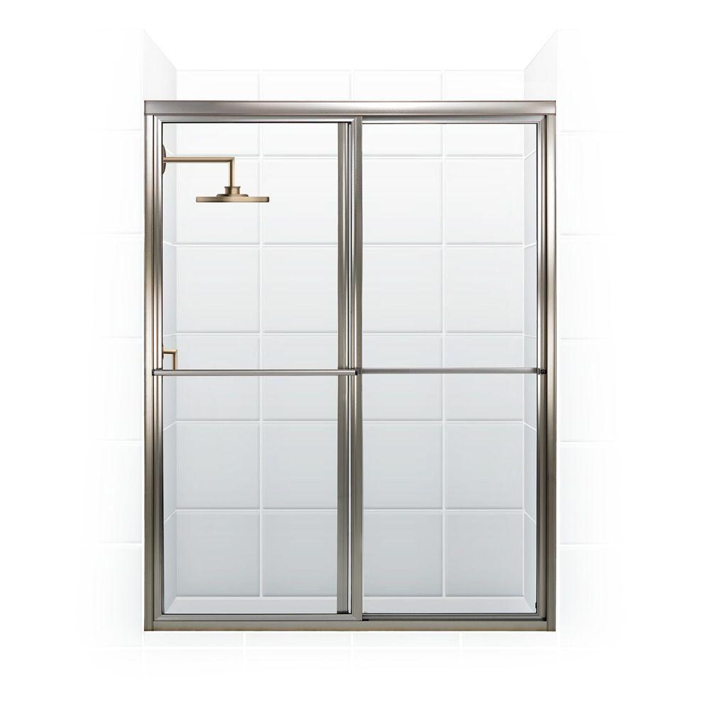 framed sliding shower doors. Coastal Shower Doors Newport Series 58 In. X 70 Framed Sliding Door R