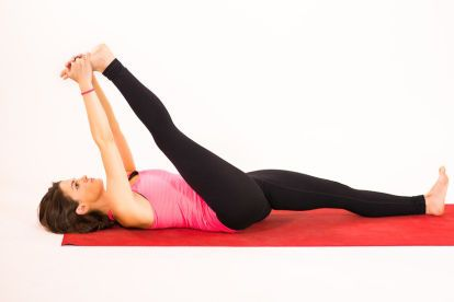 6 yoga poses for more restful sleep  yoga poses yoga