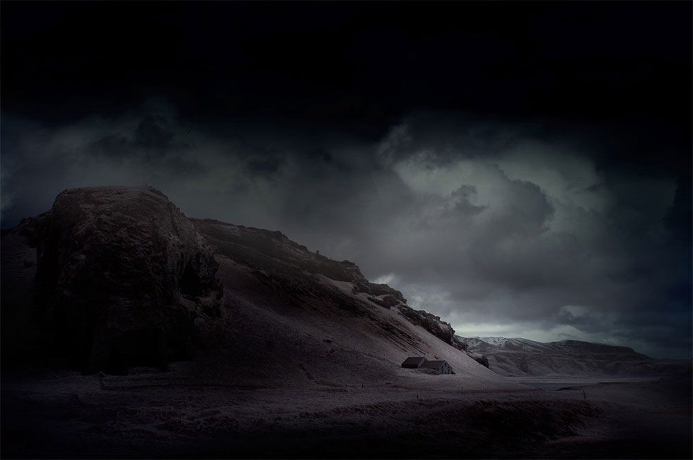 15 Photos of Iceland That Seem Too Haunting To Be Real